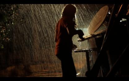 Artificial-rain Escape